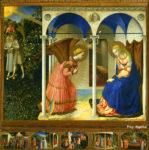 la anunciacion de Fray Angelico-hijas-sagrada-familia